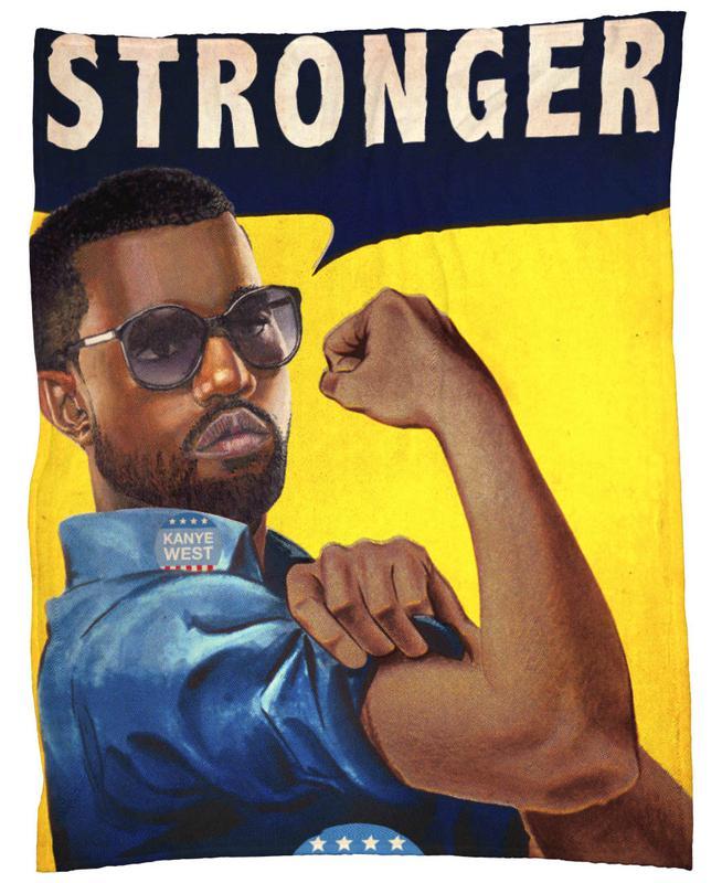 Stronger #2 plaid