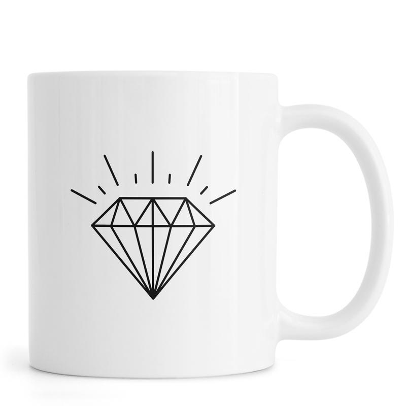 Diamond Mug