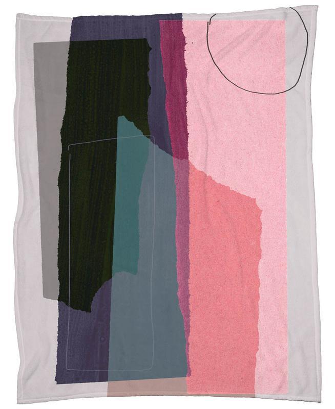 Pieces 5C Fleece Blanket