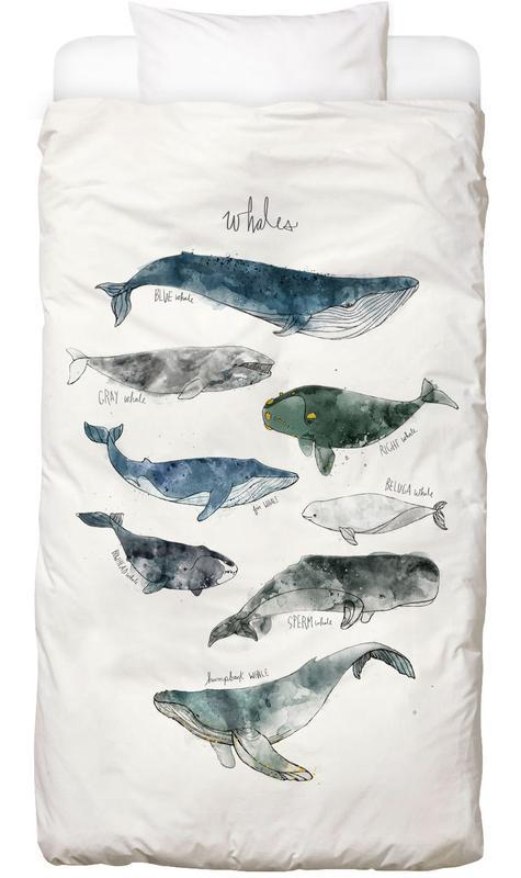 Whales Bettwäsche
