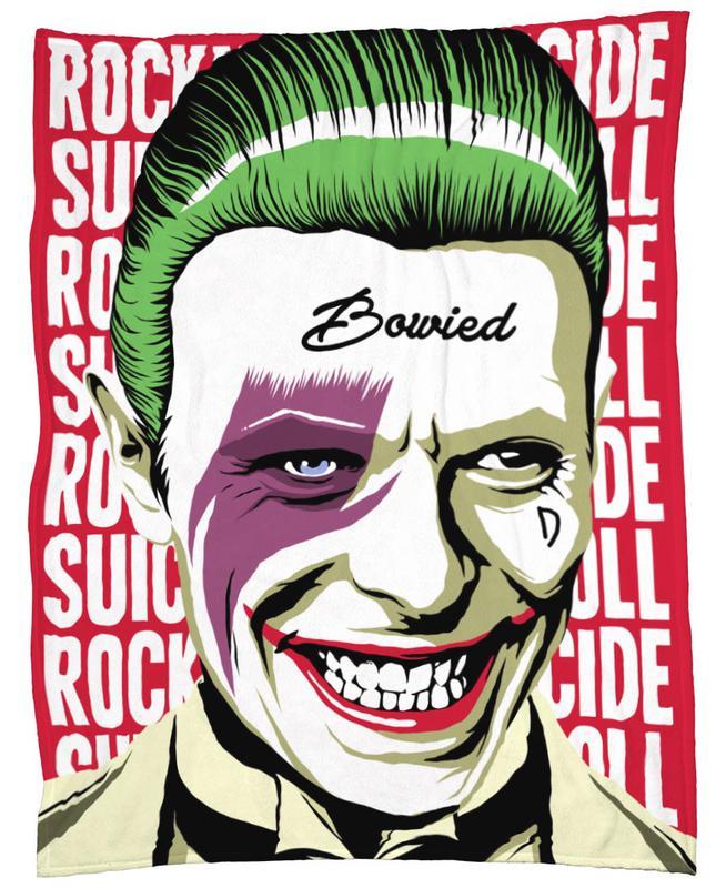 Rock'n'Roll Suicide -Fleecedecke