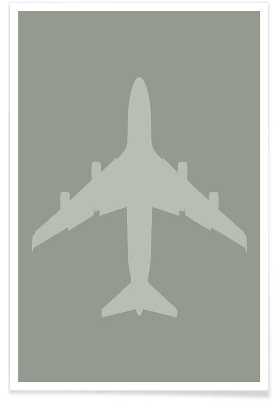 The Jet Poster Poster