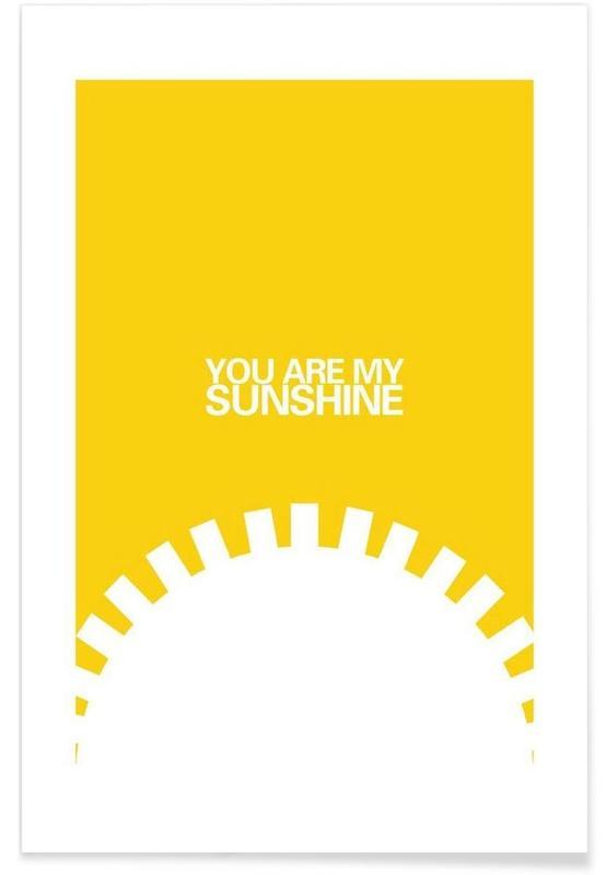 The Sunshine Poster Poster