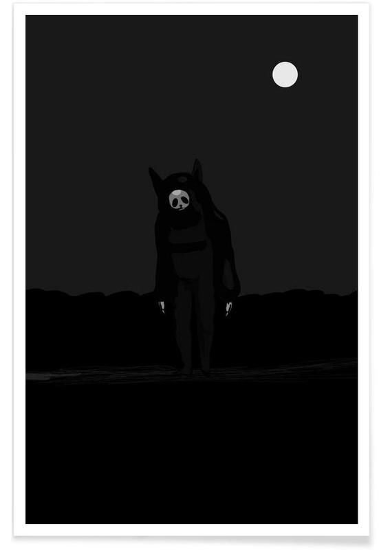 All Alone Poster