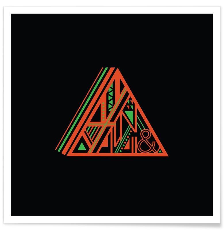 Triangle affiche