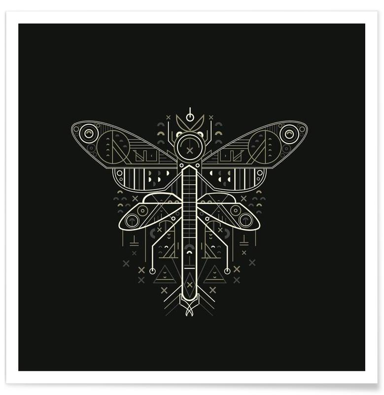 Zenith Mosquito Poster
