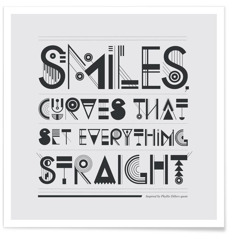 Smiles -Poster