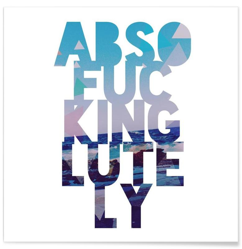 Abso...lutely! II affiche