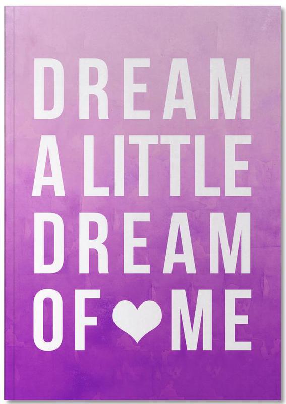 Dream Pink Notebook