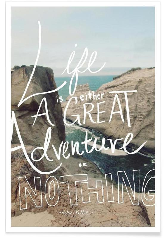 Great Adventure Poster