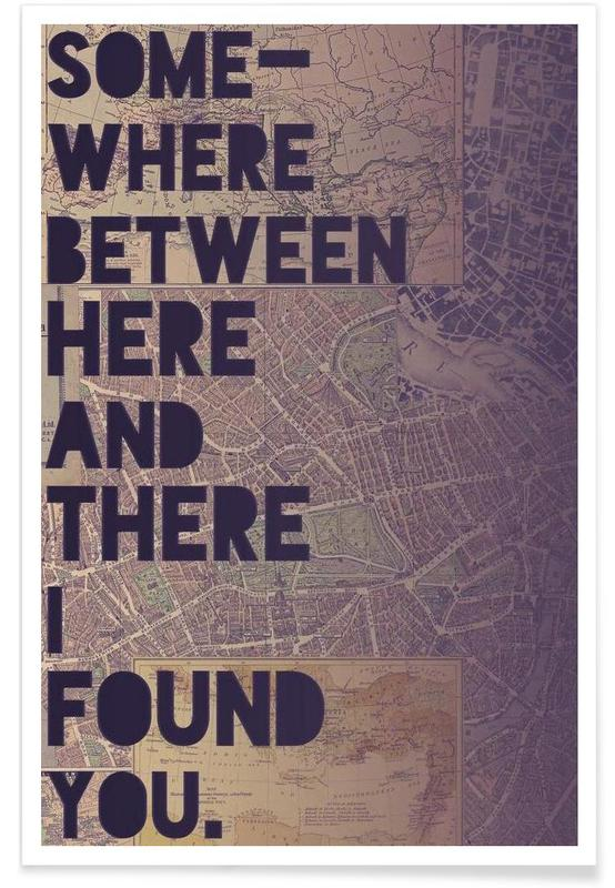 Here and There Poster