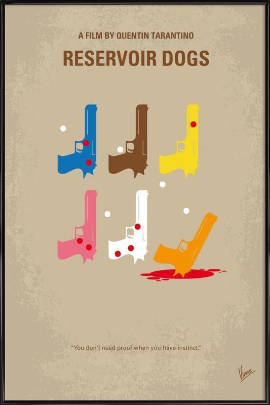Reservoir Dogs Framed Poster