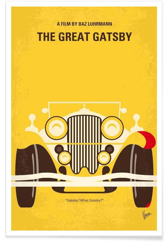 The Great Gatsby affiche
