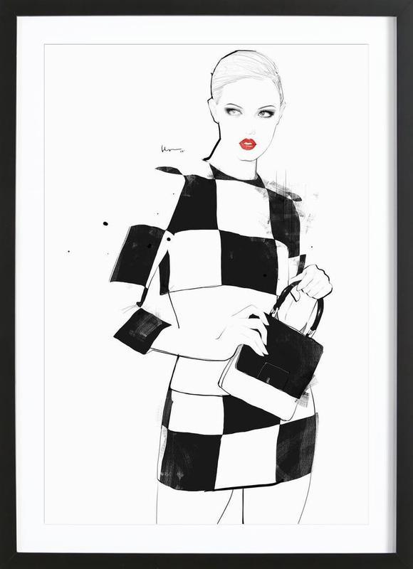 Million Dollar Girl Framed Print