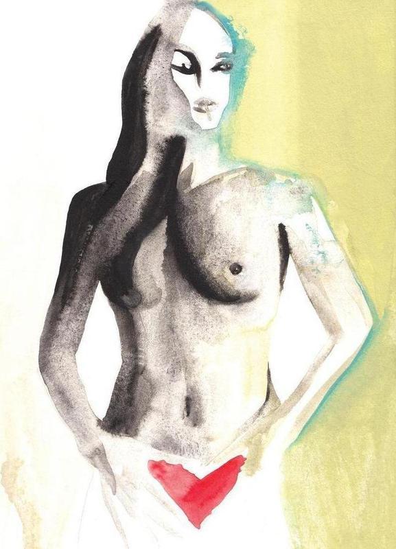 Swit Swoo Canvas Print