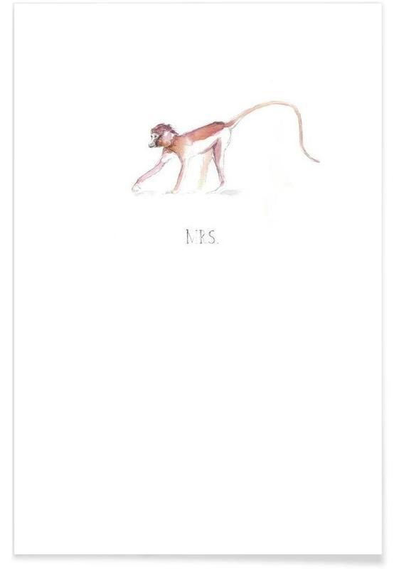 Mrs. -Poster