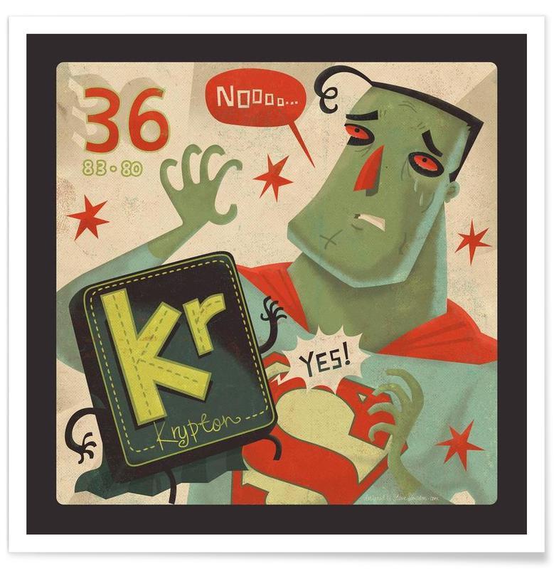 Kr affiche