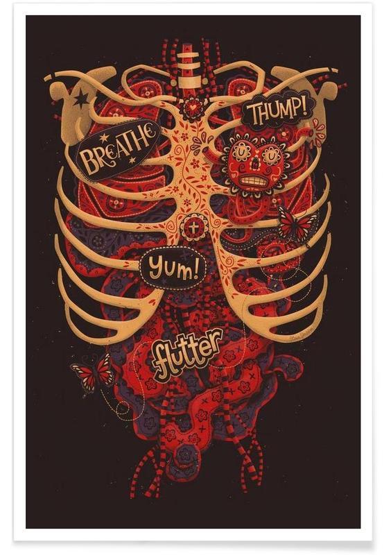 Anatomical Study Poster