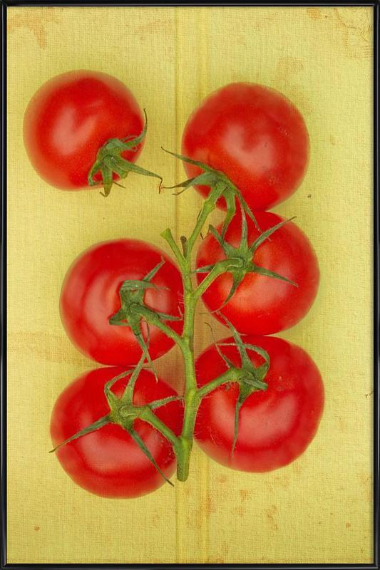 Big Tomatoes ingelijste poster