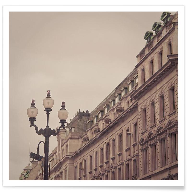 Regent St Square poster