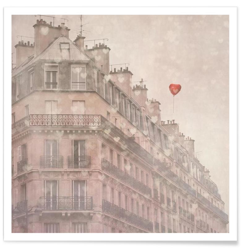 Heart Paris poster