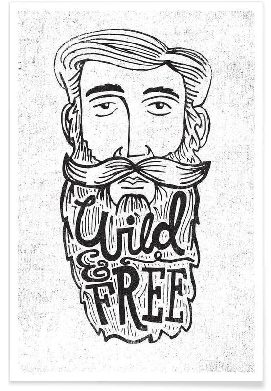 wild & free -Poster