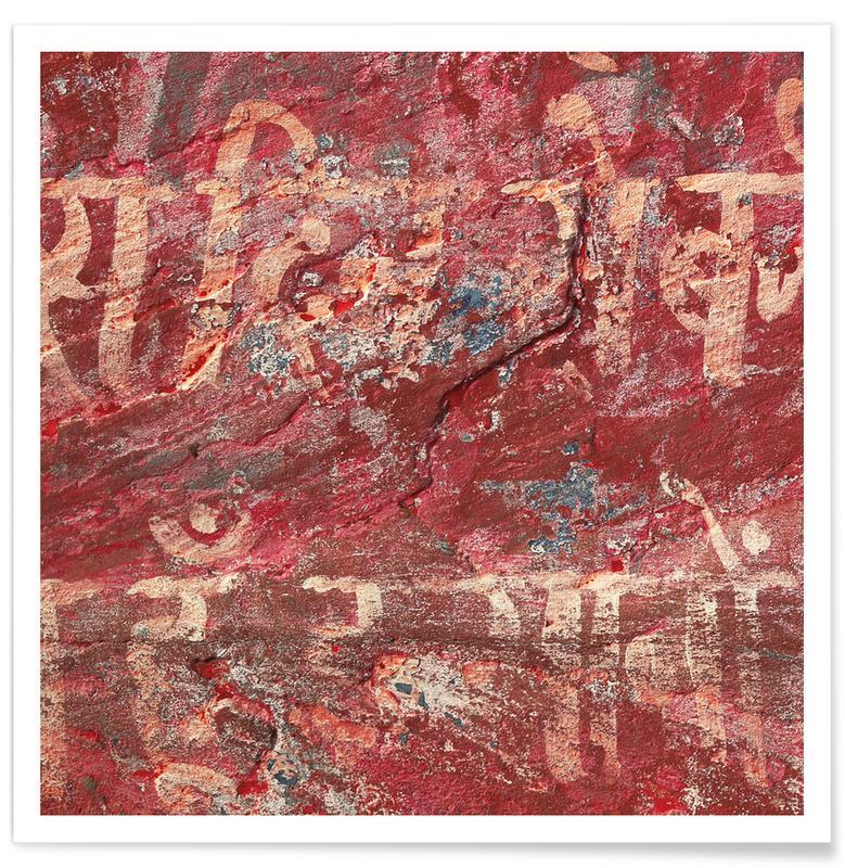 Sanskrit India Poster