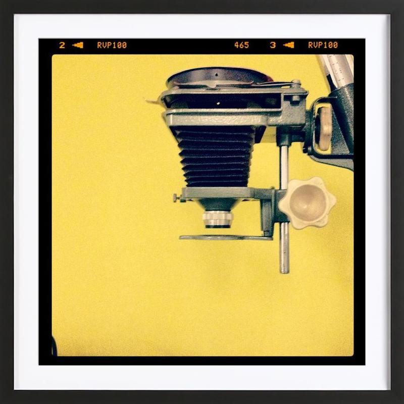 Half Tone Studio Framed Print