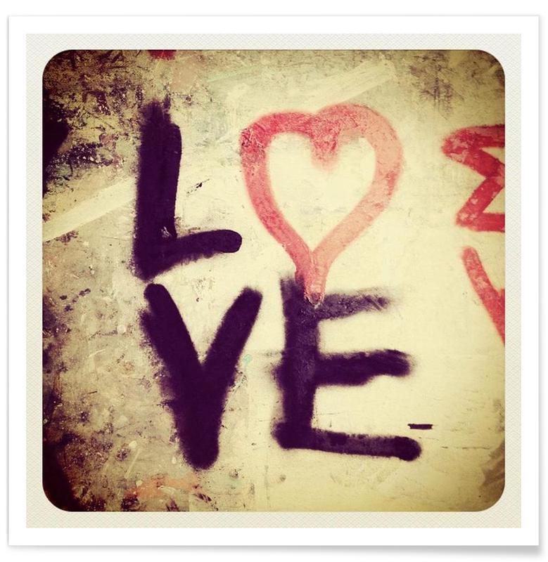 Love original affiche