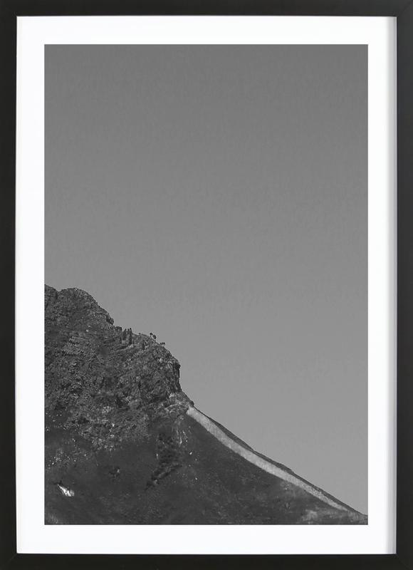 Familiar Imposition (Western Cape, South Africa) ingelijste print