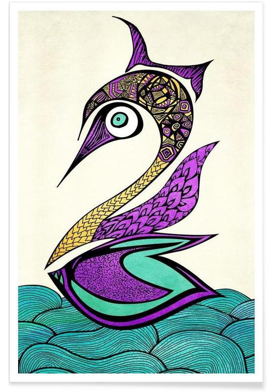 Mystic Swan affiche