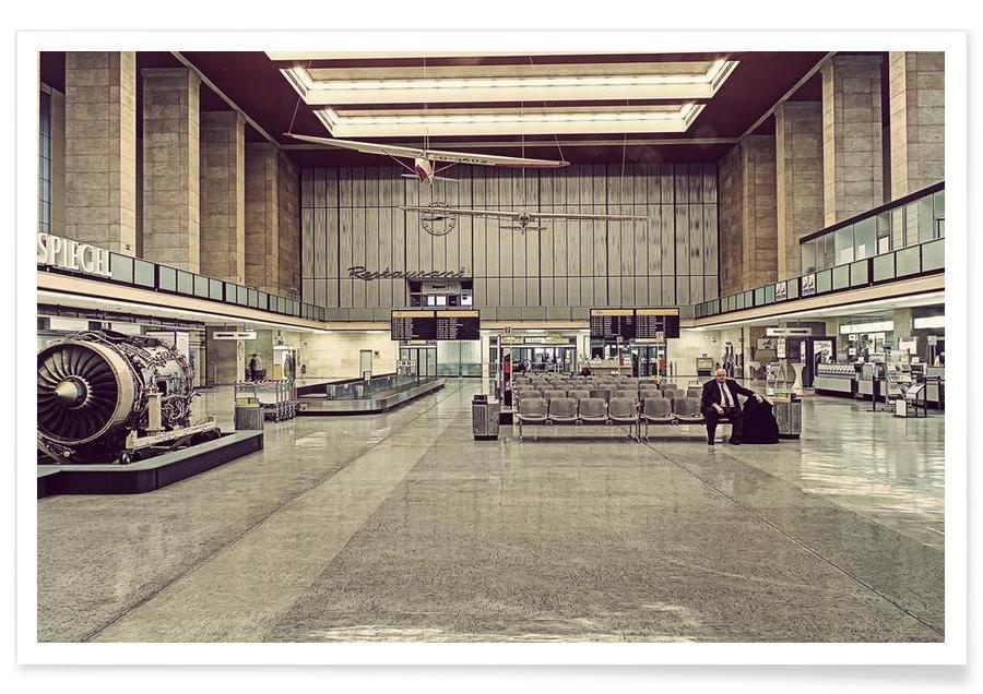 Tempelhof Poster