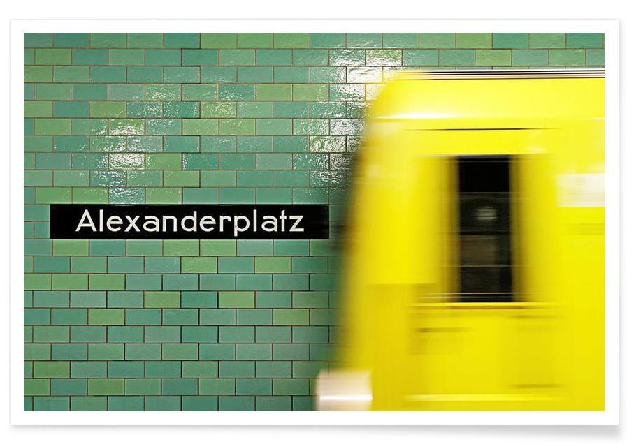 Reaching Alex affiche