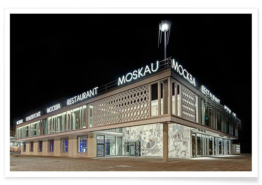 Cafe Moskau No. 1 poster