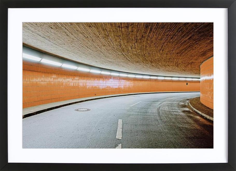 ICC No. 10 Framed Print