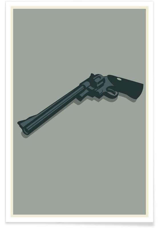 Dirty Harry Minimalist Poster