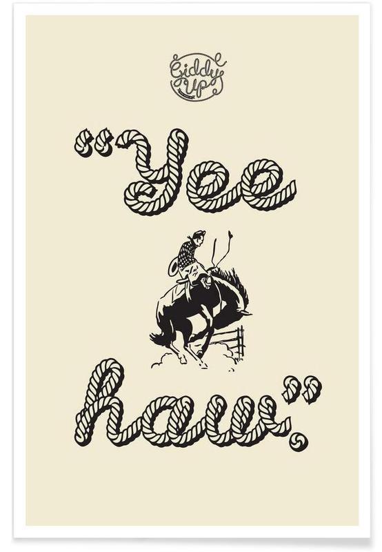 Yee Haw -Poster