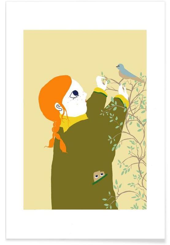 Bird II Poster