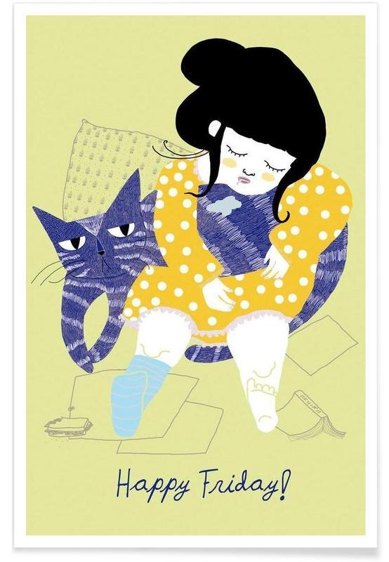 Happy Friday II -Poster