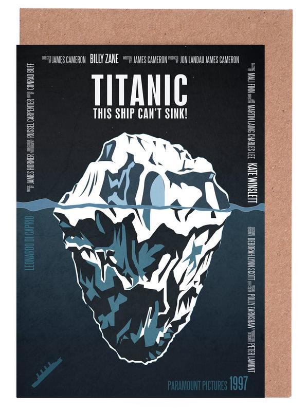 Titanic Greeting Card Set