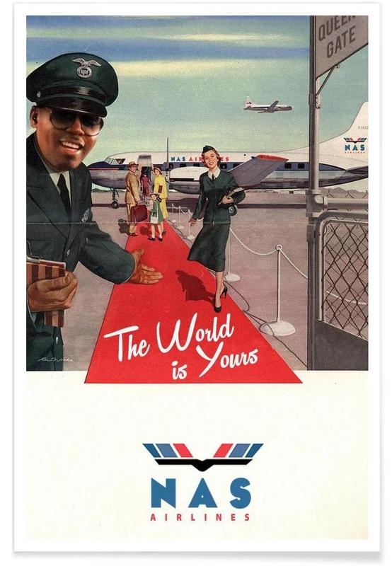 The World Is Yours affiche