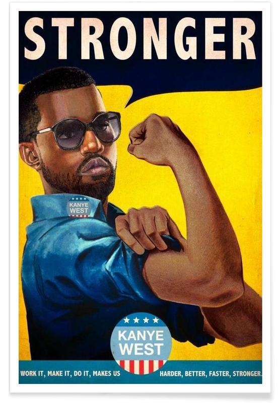 Stronger #2 poster
