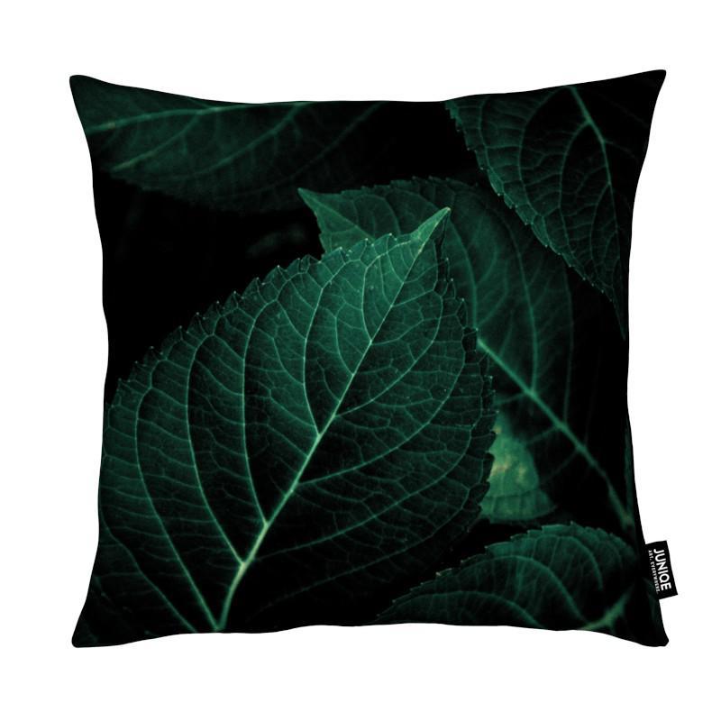 Dark Leaves 1 coussin