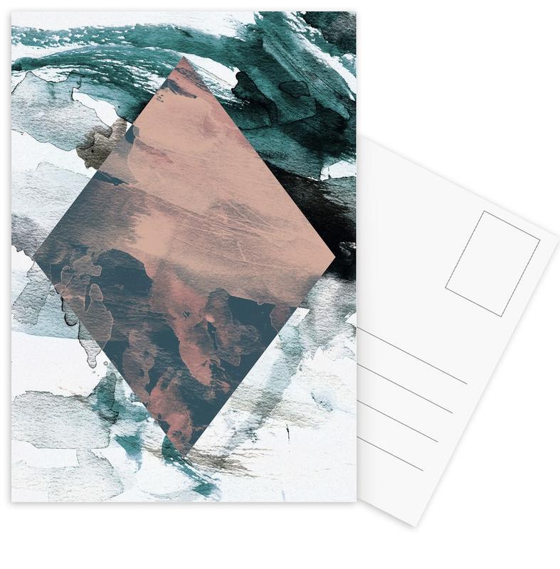Graphic 54 Postcard Set