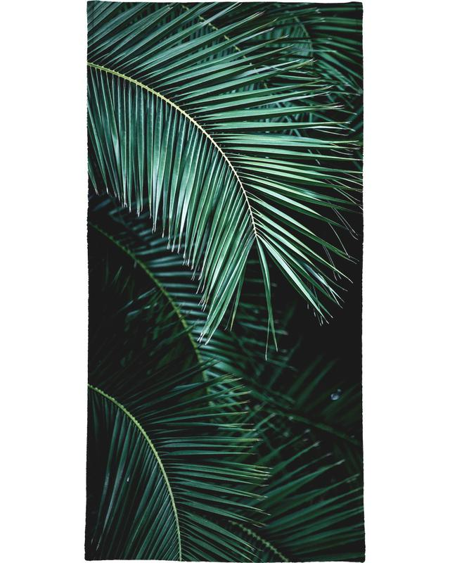 Palm Leaves 9 serviette de bain