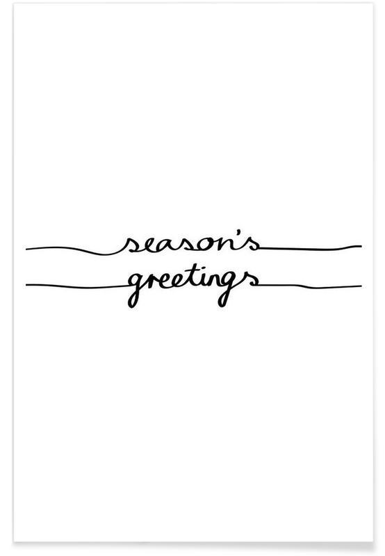 Holidays 1 - Seasons Greetings poster