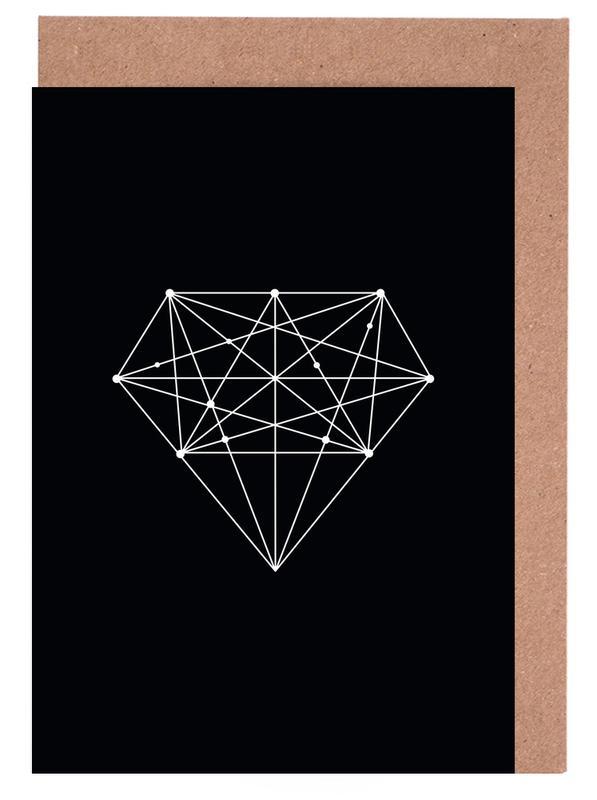 Diamond cartes de vœux