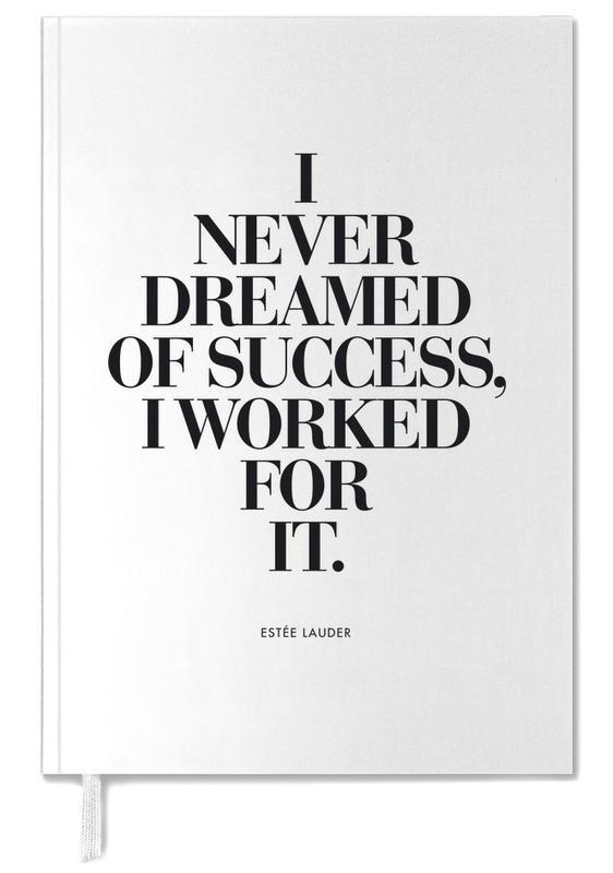 Dreamed Of Success Personal Planner
