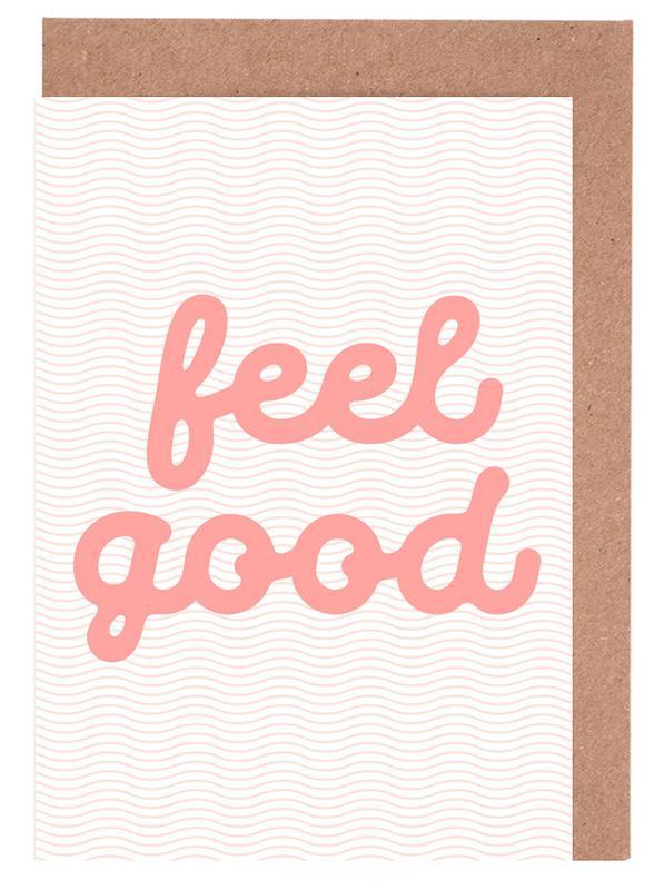 Feel Good -Grußkarten-Set