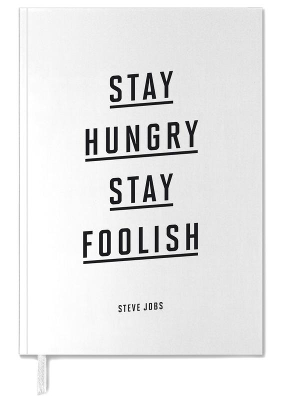 Stay Hungry Stay Foolish Steve Jobs Personal Planner